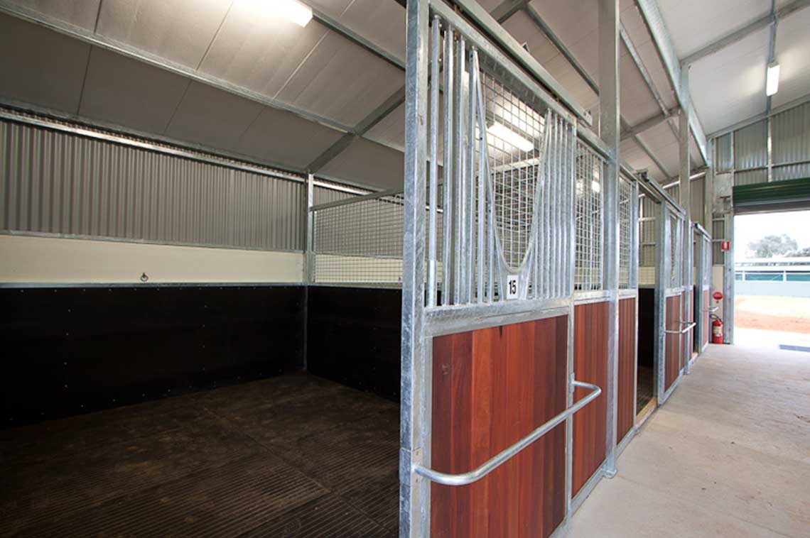Stables - GG Engineering